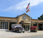 North East Fire Company Station #4